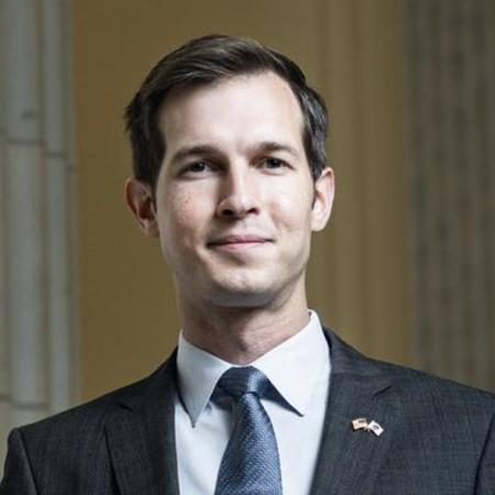 Photo of Representative Jake Auchincloss