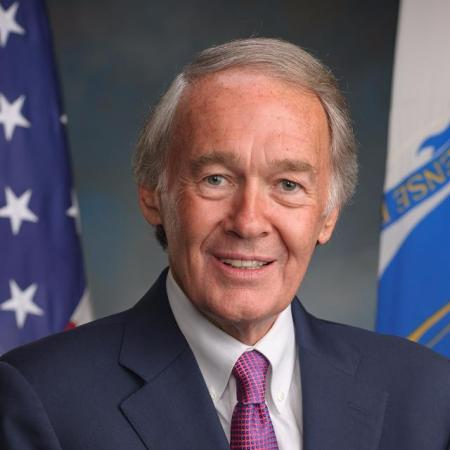 Photo of Representative Edward J. Markey