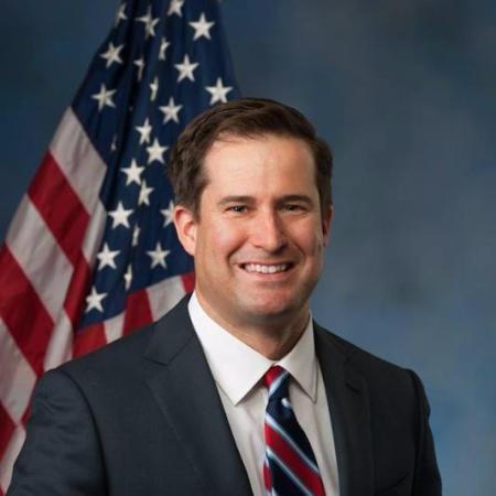 Photo of Representative Seth Moulton