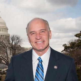 Photo of Representative Bill Keating