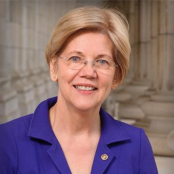 Photo of Representative Elizabeth Warren